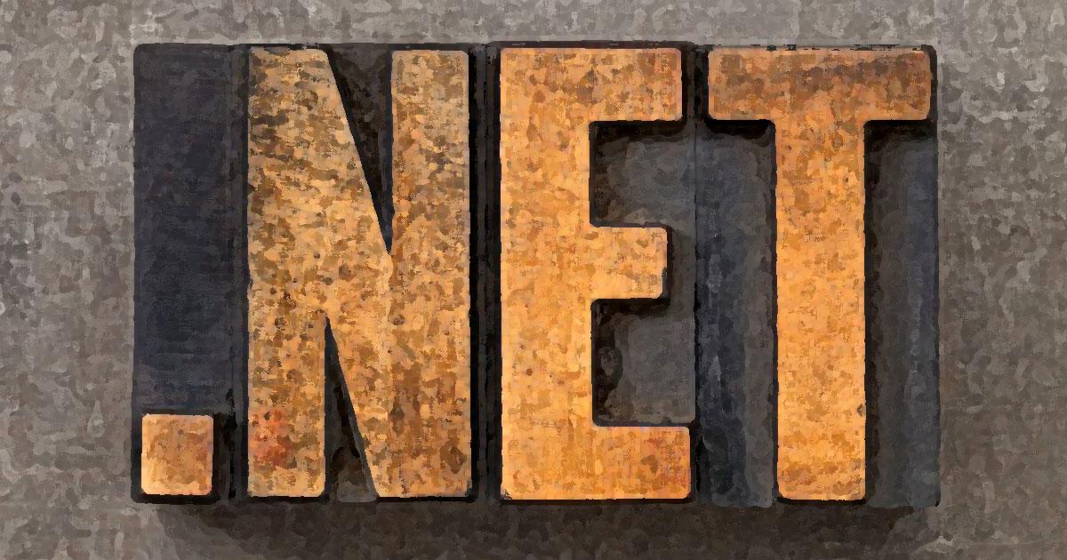 L' extension .net, une vraie alternative au .com ?