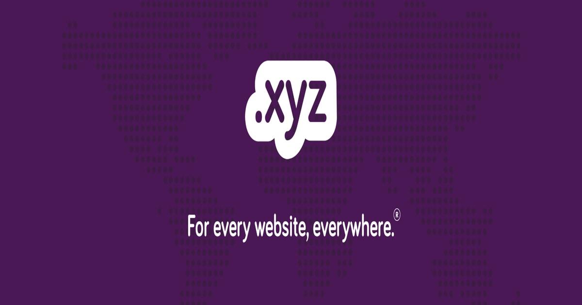 Choisir l'extension .xyz pour son nom de domaine, la bonne option ?